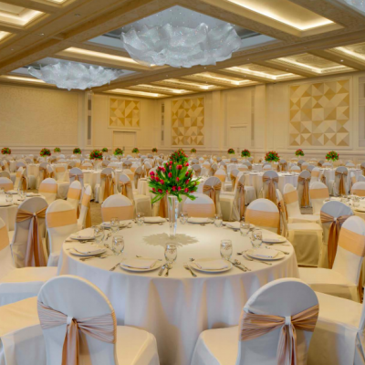 The Largest Wedding Ballrooms at Hotels in Dubai
