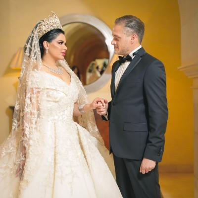 The Wedding of Lara Abdallat and Ali Bibi