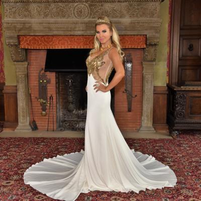 Latest German-Made Wedding Dresses by Samiha Baehr