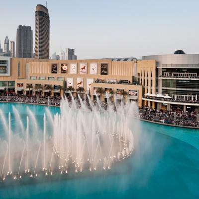 أشهر قاعات الأفراح في وسط مدينة دبي