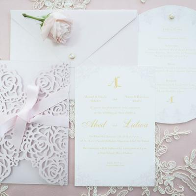 Where To Find Laser Cut Invitations in Dubai