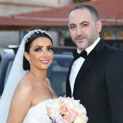 The Elegant Wedding of Diana Suleiman and Walid Owais in Jordan
