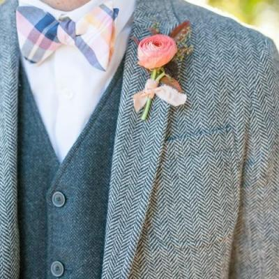 Bow Tie Ideas For The Stylish Groom