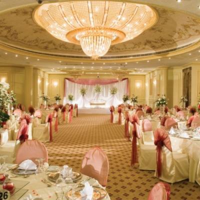قاعات الافراح في فندق الماسة في القاهرة