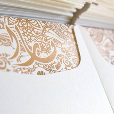 The Top Wedding Invitation Shops in Abu Dhabi