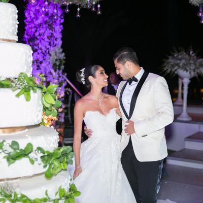 The Wedding of Faisal and Raneem in Sharm El Sheikh