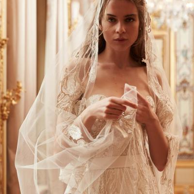 Your Bridal Guide to The 2019 Wedding Dresses
