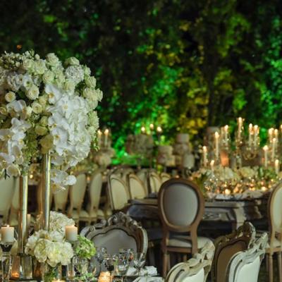 أجمل حفلات الزفاف الصيفية في لبنان - يوليو 2018