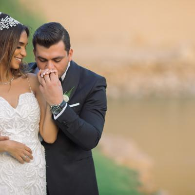 The Wedding of Dalia and Yahia in Cairo