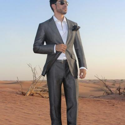 Top Men's Wedding Suits in Dubai