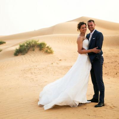 Unconventional Wedding Venues in Dubai