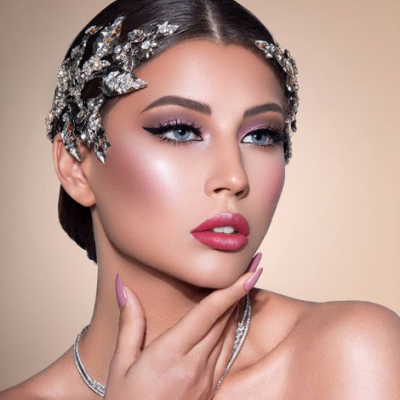 Beautiful Bridal Makeup Looks For The Arab Bride