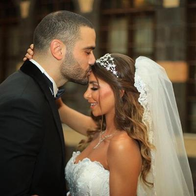 The Wedding of Hiba and Firas in Damascus
