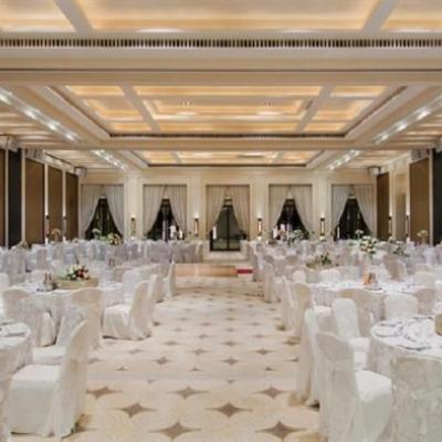 The Largest Wedding Halls in Jeddah