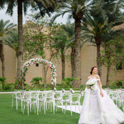 Top 20 Wedding Venues in Dubai