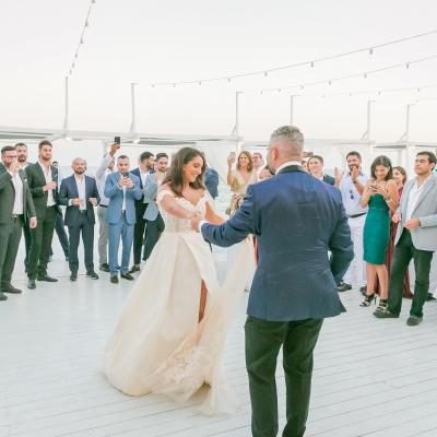 The Beautiful Wedding of Beisan and Saad in Cyprus