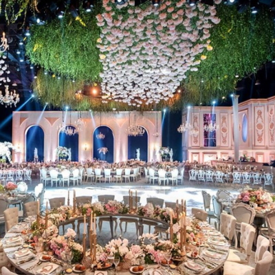 The Best of Lebanon's Summer Weddings - September 2018
