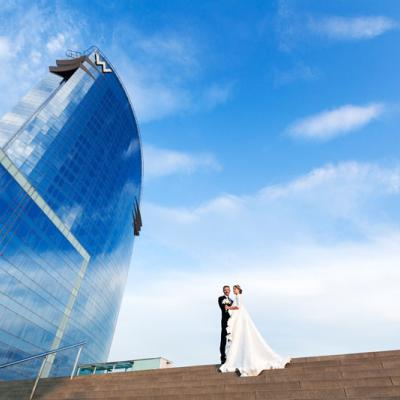 Spotlight On W Barcelona For Destination Weddings