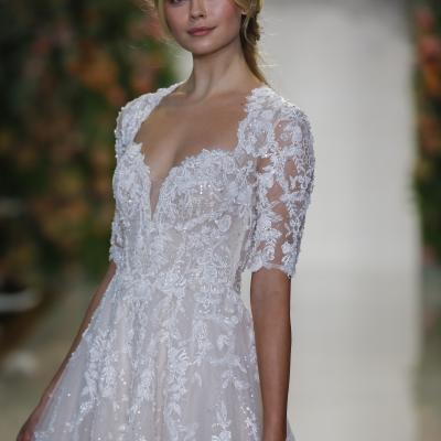 "The ""Secret Garden"" Spring 2019 Wedding Dresses by Morilee"