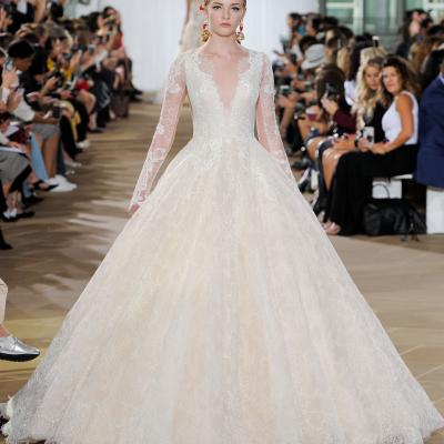 The Ines Di Santo Fall 2019 Wedding Dress Collection