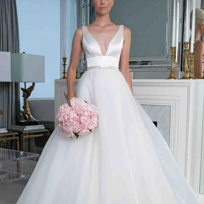 "The ""Legends"" 2019 Wedding Dress Collection by Romona Keveza"