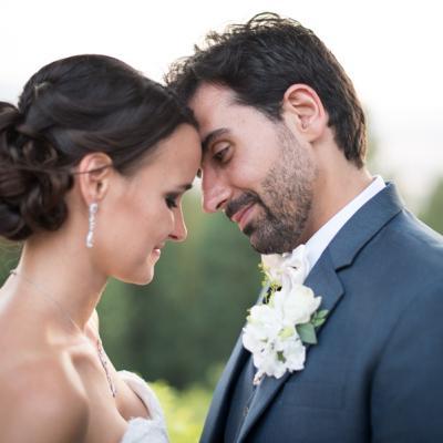 حفل زفاف ميليسا ومحمد في إيطاليا