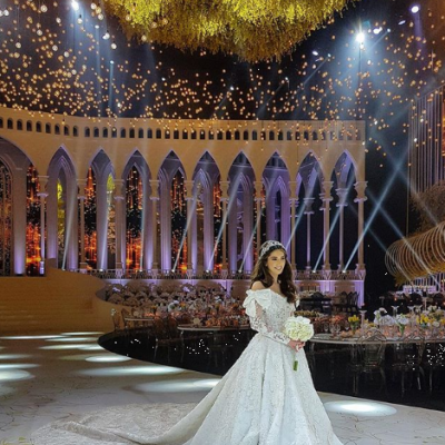 The Best of Lebanon's Weddings - October 2018