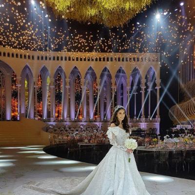 أجمل حفلات الزفاف في لبنان - أكتوبر 2018