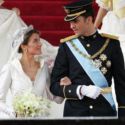 Your Wedding Dress Inspired By The Royals