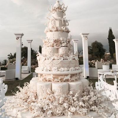 Top Lebanese Bakeries for Wedding Cakes