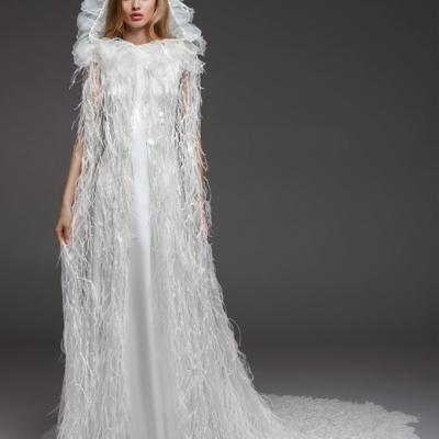 Beautiful Wedding Dresses For Fall/Winter