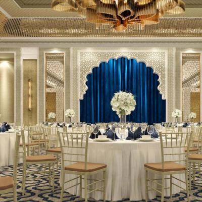 Top Wedding Venues on Saadiyat Island in Abu Dhabi