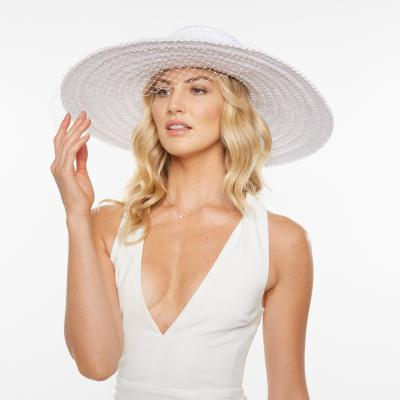 New York Milliner Launches Her Debut Bridal Collection