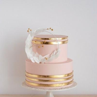 Beautiful Engagement Cakes You Will Love
