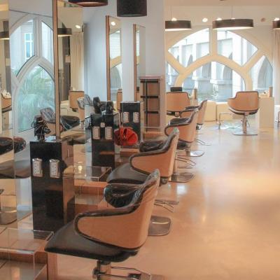 أشهر صالونات التجميل في الدوحة