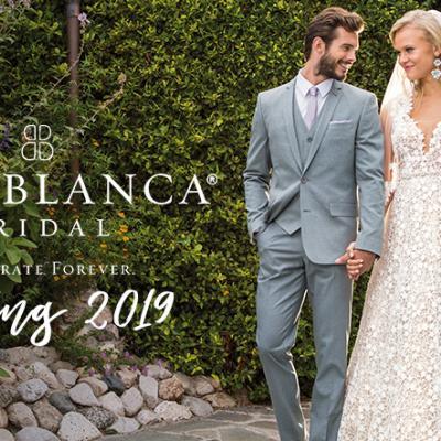 مجموعة فساتين زفاف كازابلانكا برايدل لعام 2019