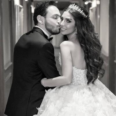 Carine Jazmati and Naji Kharouf's Wedding in Damascus