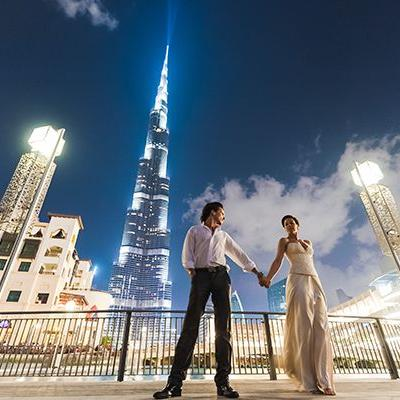 Beautiful Places For Your Pre Wedding Photoshoot in Dubai