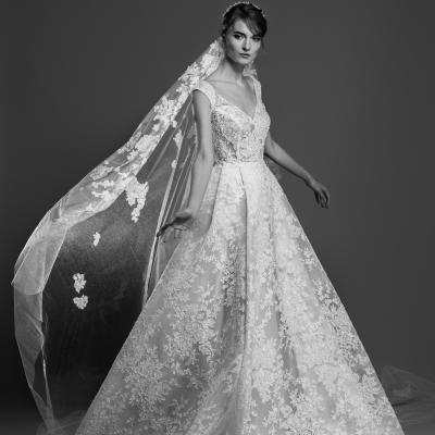 2019 Breathtaking Wedding Dresses by Lebanese Designers