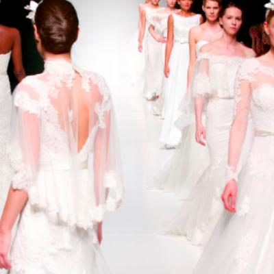 10 أسباب تدفعك لزيارة معرض لندن لأزياء الأعراس 2019
