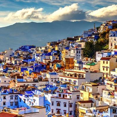 Your Honeymoon Destination: Morocco