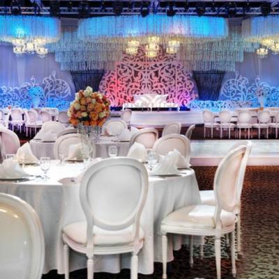 فندق لو ميريديان دبي يوفر حزم زفاف فريدة من نوعها