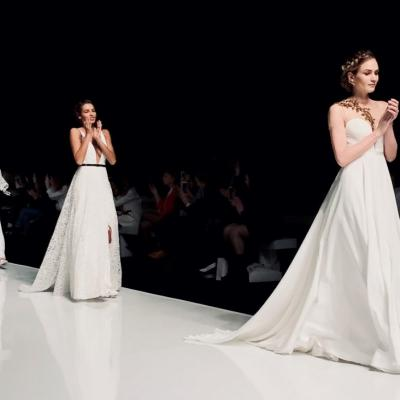 Top Bridal Trends Spotted at London Bridal Fashion Week