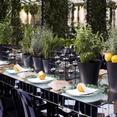 A Lemon Garden Night by My Event Design