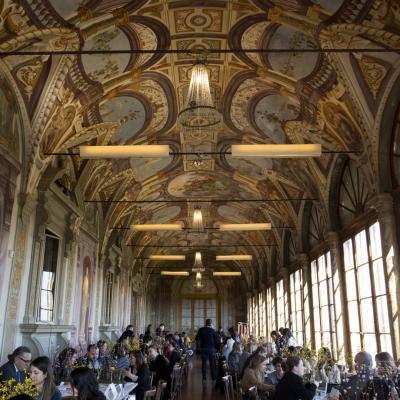 اجتماع قطاع الزفاف يؤكد على أهمية إيطاليا كأفضل وجهة زفاف