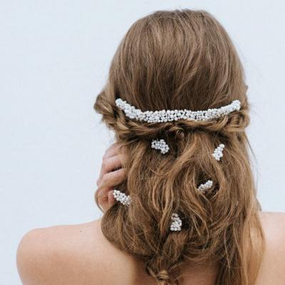 The Trendiest Bridal Hairstyles