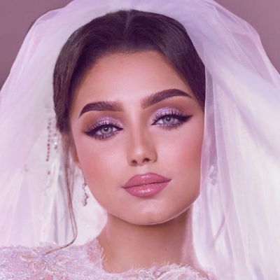 Stunning Bridal Makeup Looks For The Arab Bride