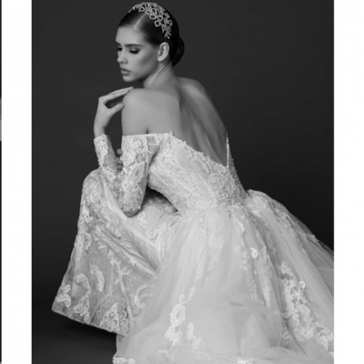 Abed Mahfouz Wedding Dresses For 2019