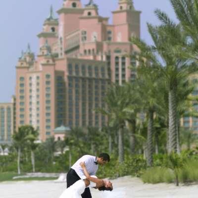 5 أسباب للإحتفال بزفافك في دبي