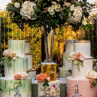 The Top Wedding Cake Trends